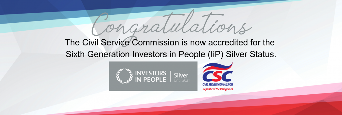 CSC passes IiP Silver Level Accreditation