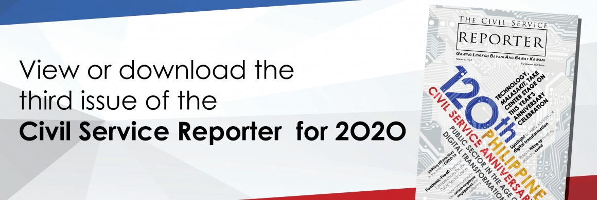 CS Reporter 3rd Quarter Issue 2020