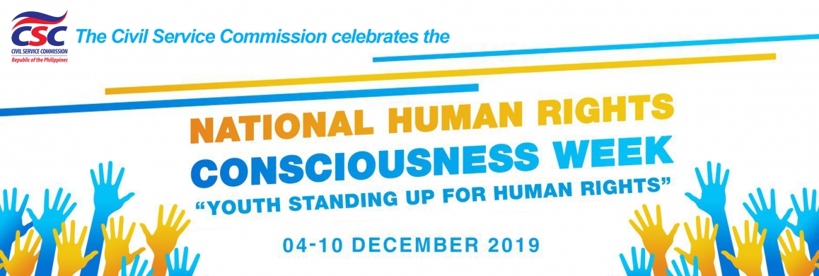 National Human Rights Consciousness Week
