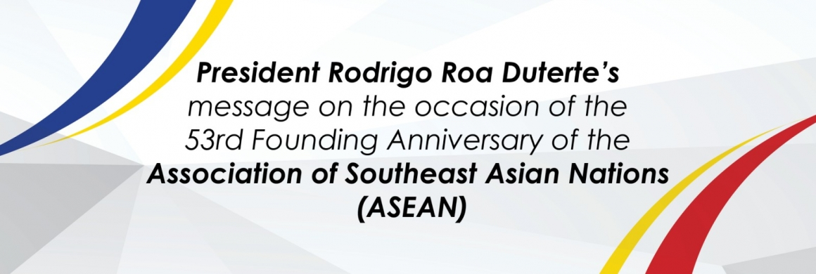 President's ASEAN Day Message